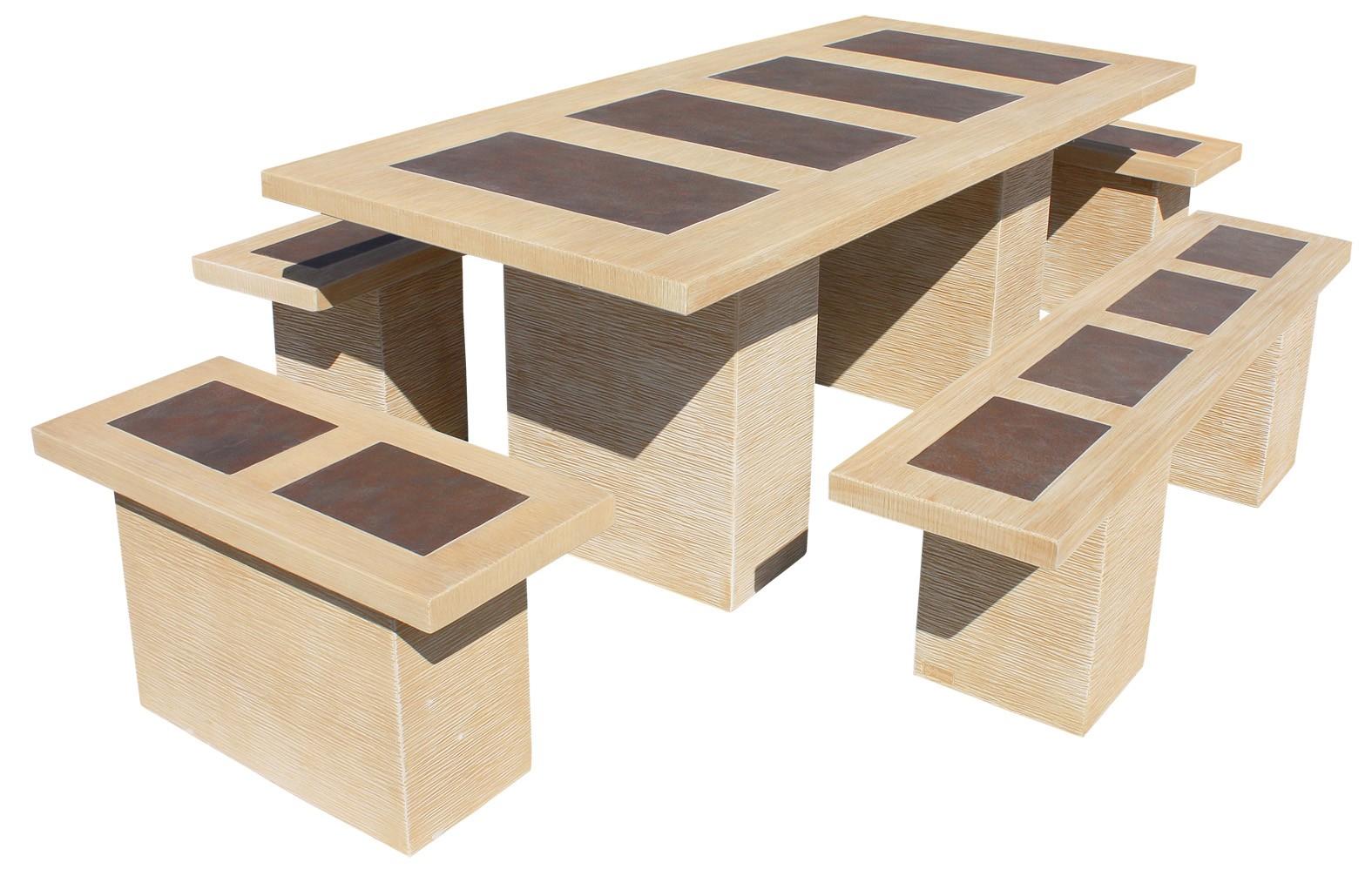 Mesas de piedra para jardin fuentes de jardn y consejos tiles para la decoracin de fuentes de - Mesas de piedra ...
