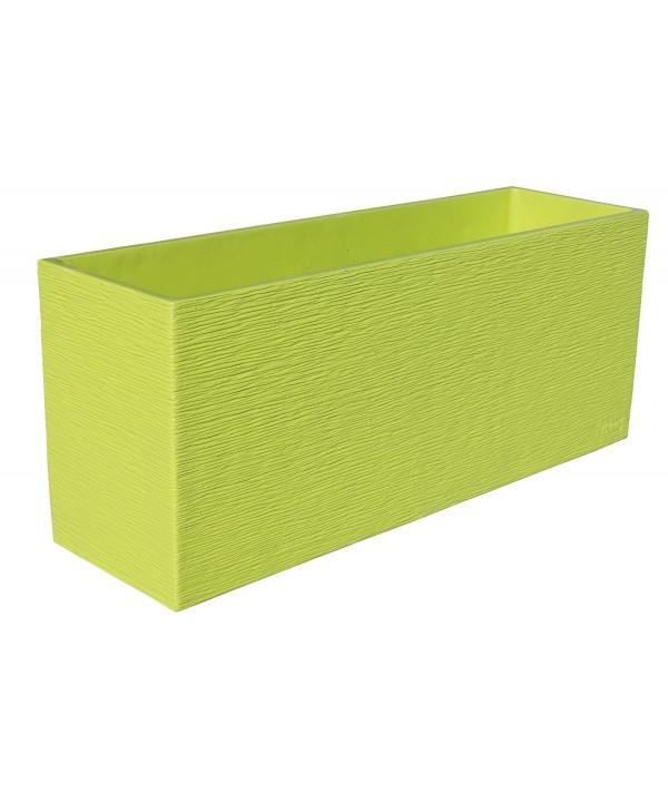 Jardinera futura cubic colores de hormig n ligero - Jardineras de colores ...