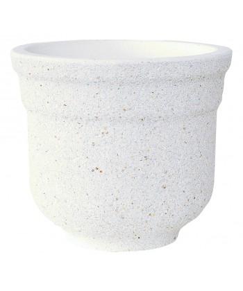 Jardinera granito Corinto blanco
