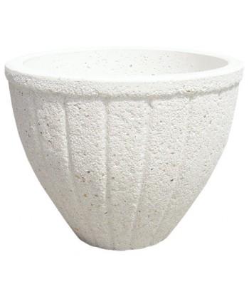 Jardinera granito Fuengirola blanco